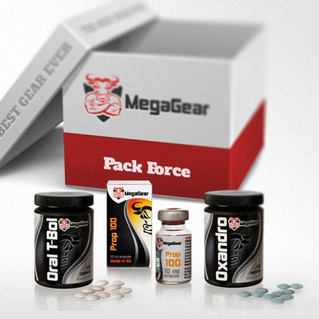 pack force musculaire
